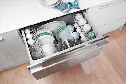 built in dishwasher repair