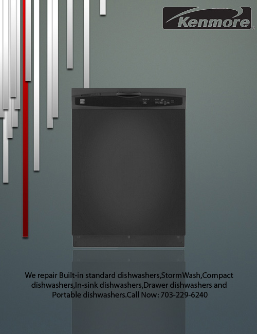 Kenmore Dishwasher repair