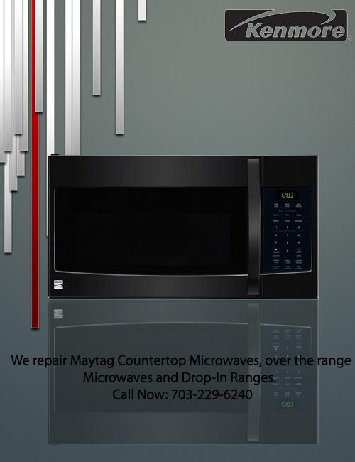kenmore appliances. kenmore microwave oven repair appliances