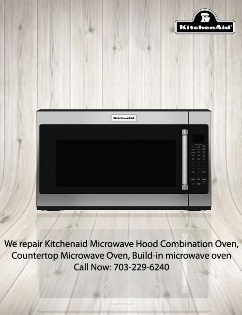 Kitchenaid Microwave repair
