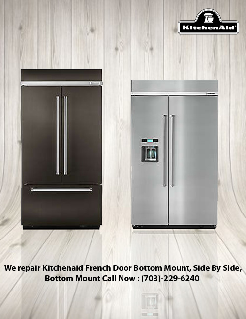 Exceptional KitchenAid Refrigerator Repair Good Looking
