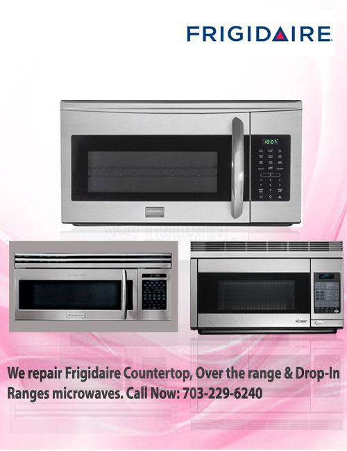 Microwave Repair Frigidaire Service