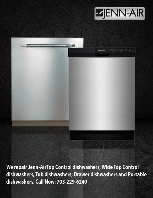 Jenn Air Dishwasher Repair