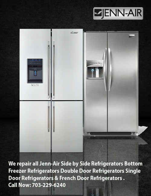 Jennair Refrigerator Repair