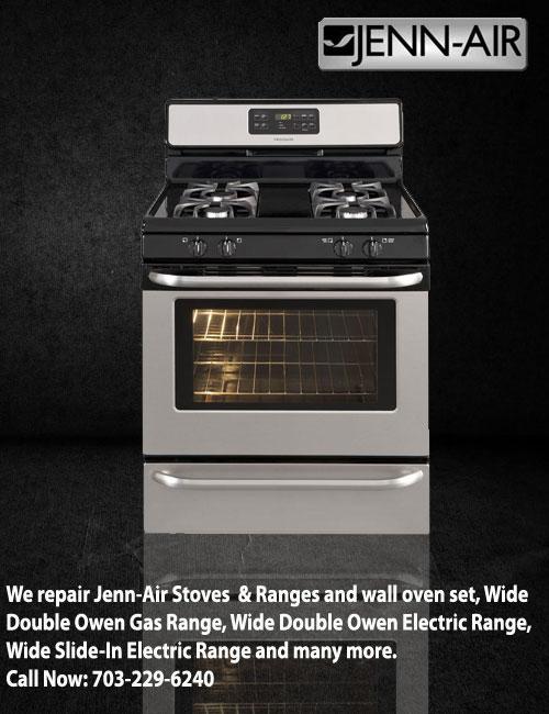 All Jenn Air Appliances Repair Techs In Northern Va
