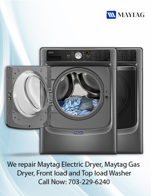 Maytag Home Appliances Repair Techs In Northern Va
