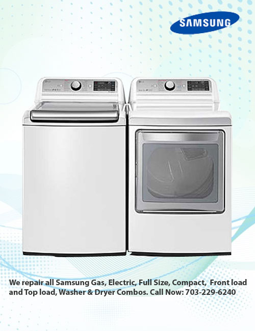 Samsung Appliances Repair Same Day Service In Northern Va
