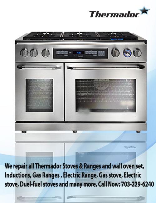 Marvelous Thermador Cooktop U0026 Rangetop Repair