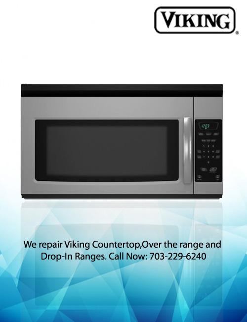 viking microwave