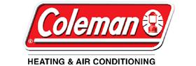 coleman Air conditioner Repair
