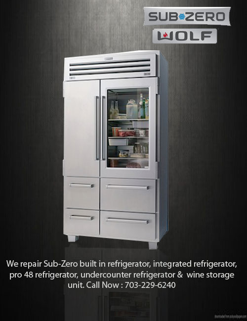 Sub-Zero & Wolf Appliances Repair-Same Day Service in Northern VA
