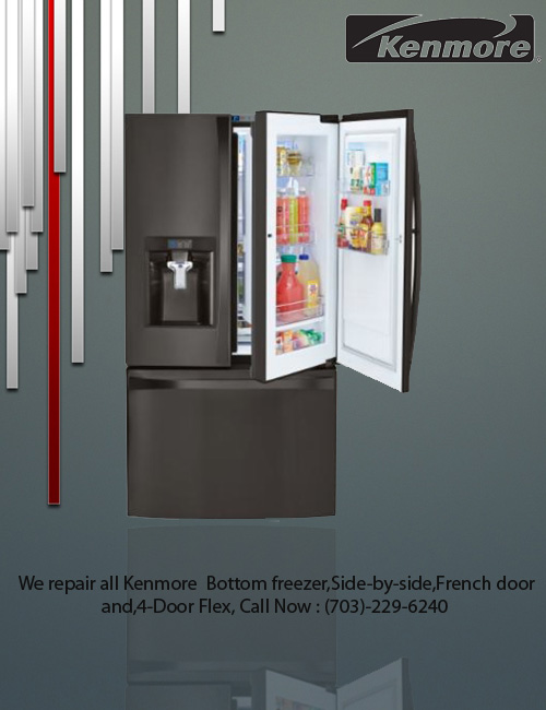Kenmore Refrigerator Repair >> All Kenmore Appliances Repair Techs In Northern Va