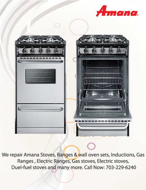 amana-stove-&-Ranges-repair