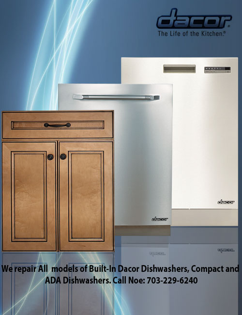 dacor-dishwasher