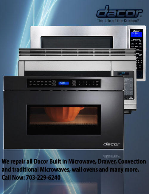 dacor-microwaves