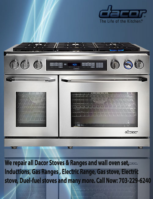dacor-stoves-ranges
