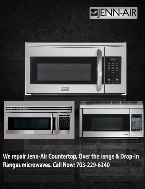 Jenn air Oven Repair manual