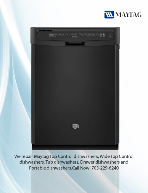 maytag dishwasher repair
