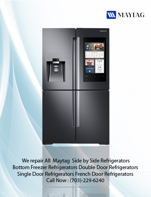 maytag refrigerators repair