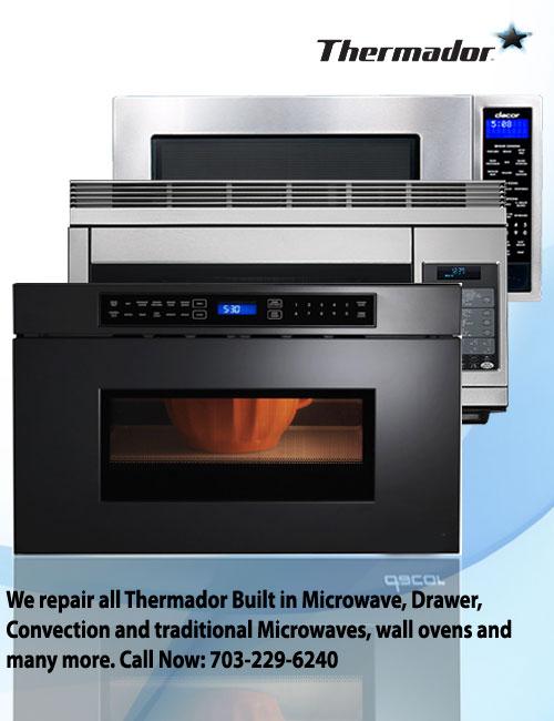 thermador-micraowave-repair
